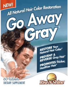 go away gray before and after