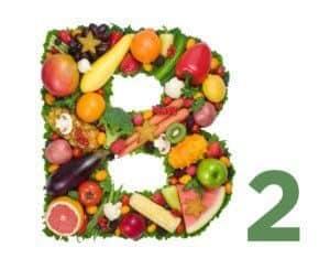 vitamin b2 riboflavin foods