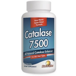 catalase 7500 gray hair