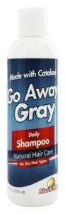 go away gray shampoo