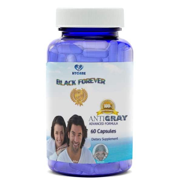 Black Forever | Anti Gray Hair Treatment | Side Effects | Review