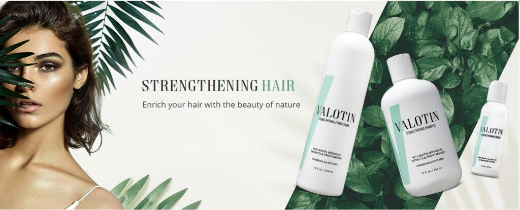 Valotin Shampoo and Conditioner For Hair Growth – Vita Balance
